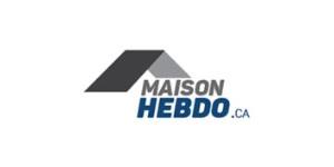 Création site web MaisonHebdo.ca